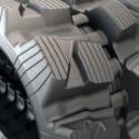 Chenille caoutchouc Bridgestone Volvo EC45 EB450